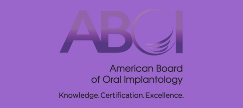 Dr. Waich Becomes ABOI Certified Dentist